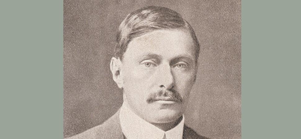 E.F. Benson older